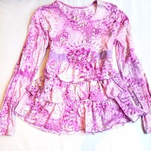 Justice top size 8 girls